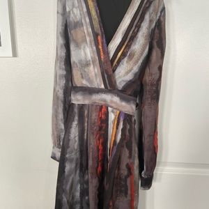Worn 1 time, Vince Camuto size 10 dress